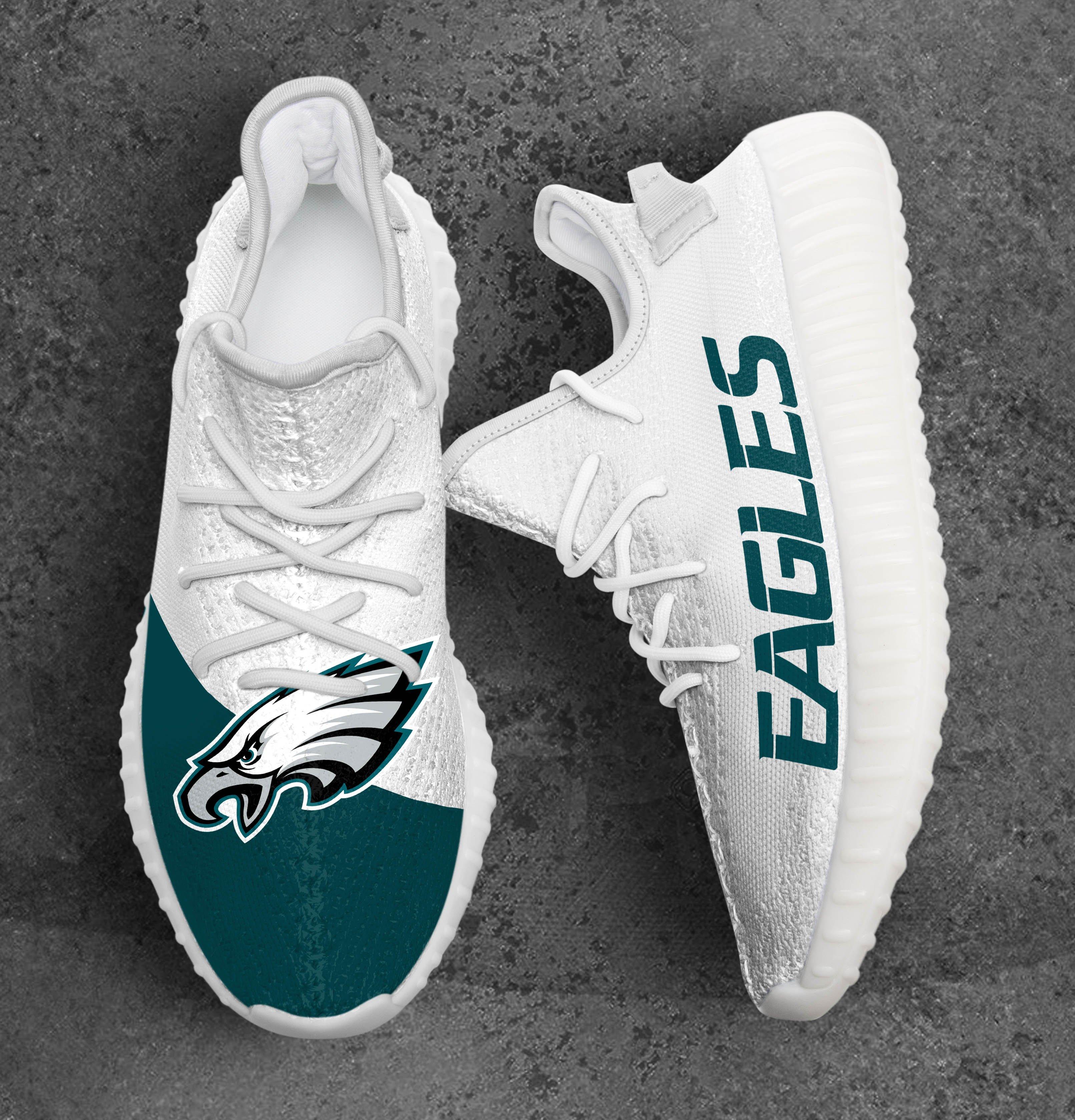 Philadelphia Eagles Yeezy Shoes NFL
