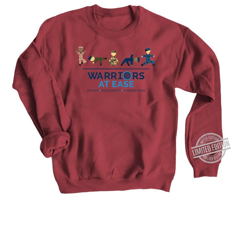 Warriors At Ease Heath Resiliency Connection Unisex T-Shirt All Color Size Up To 5XL