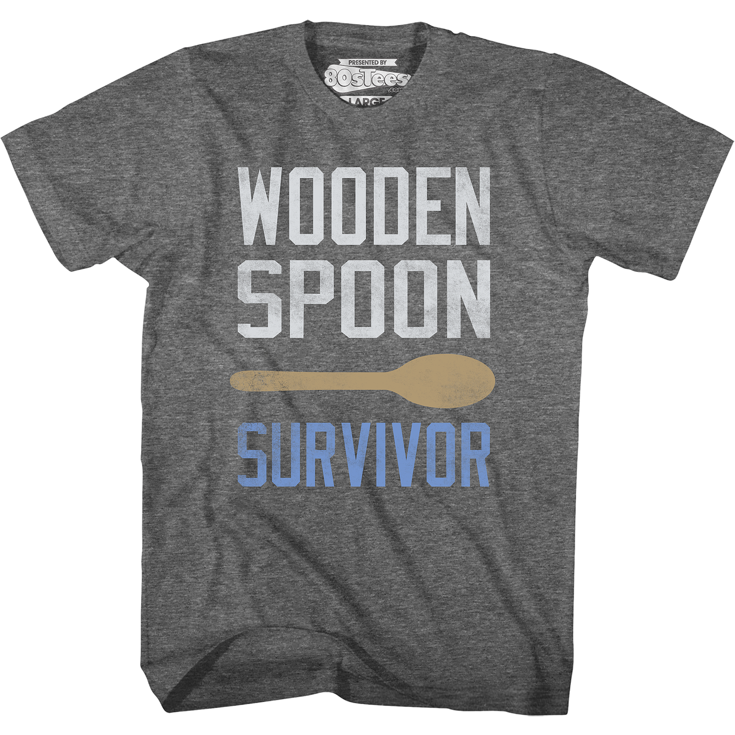 wooden spoon survivor t shirt Unisex T-Shirt All Color Size Up To 5XL