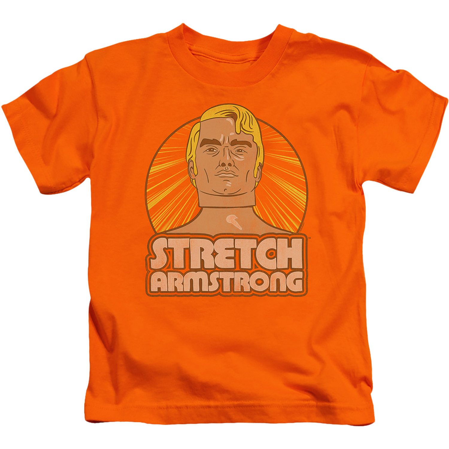youth stretch armstrong shirt Unisex T-Shirt All Color Size Up To 5XL